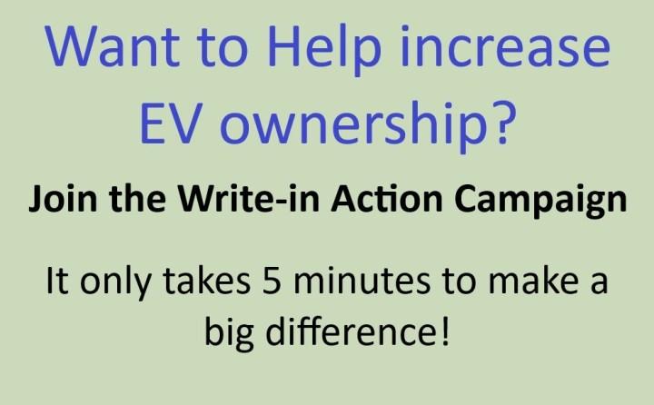 write in Campaign